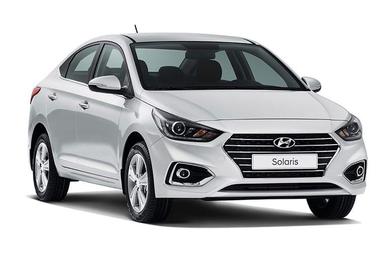 Hyundai Solaris 2017-2018